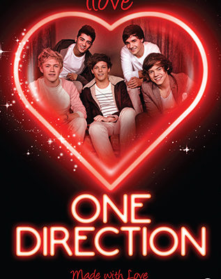 One Direction – I Love One Direction
